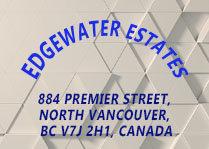 Edgewater Estates 884 PREMIER V7J 2H1