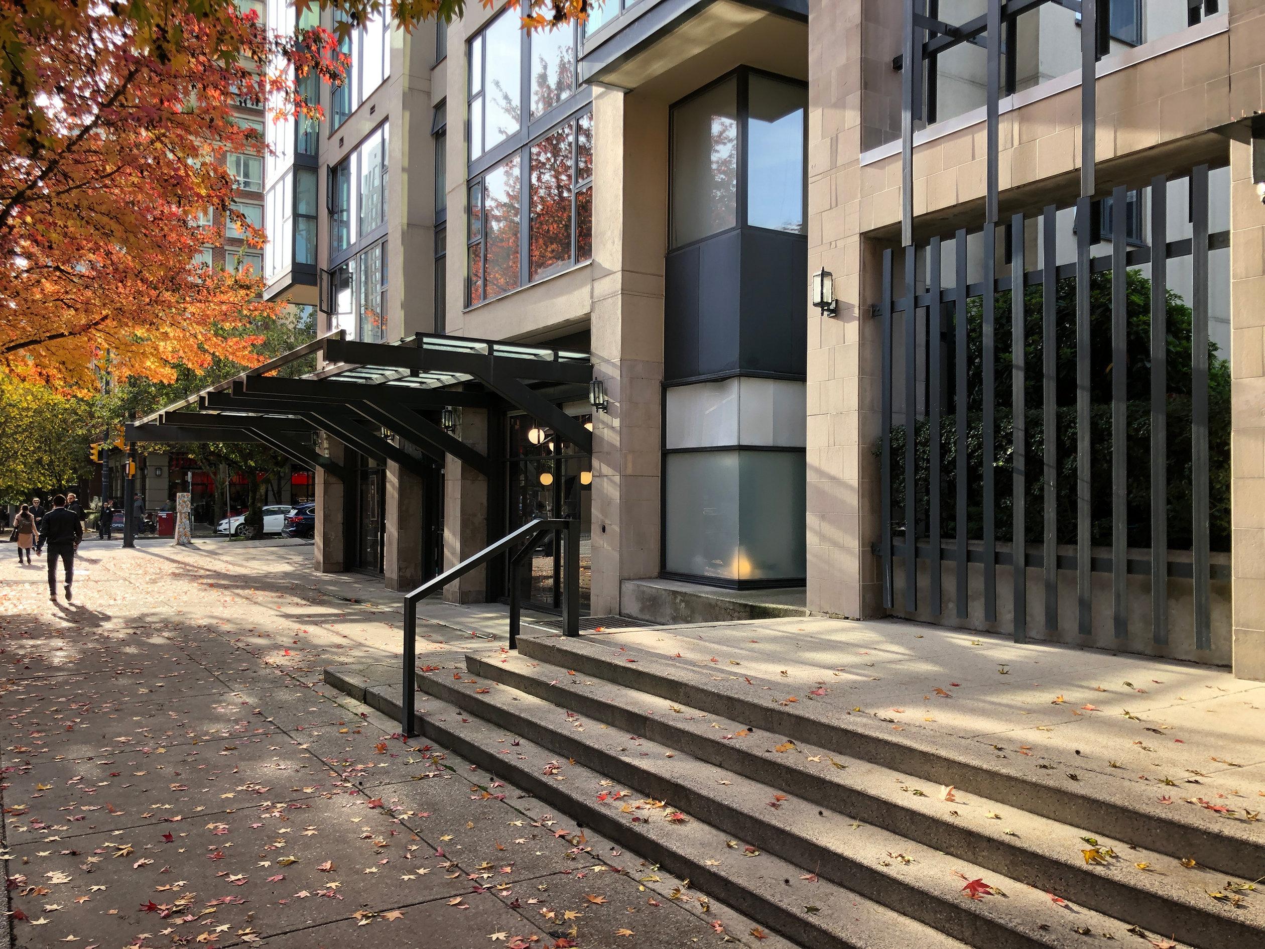 City Crest Entrance!