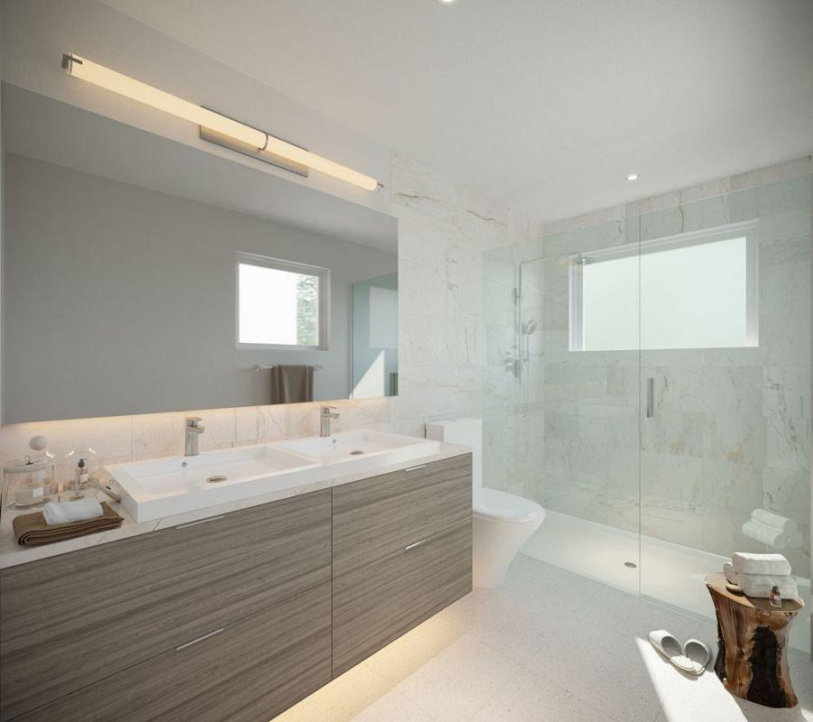 Bathroom - 3490 Mt. Seymour Parkway, North Vancouver, BC V0V 0V0, Canada!