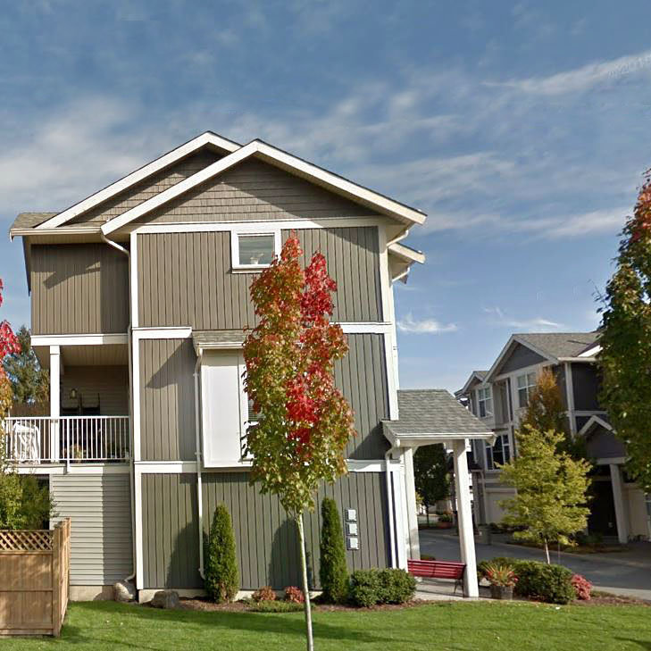 Kensington On Broadway - 9270 Broadway, Chilliwack, BC - Building exterior!
