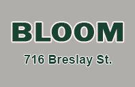 Bloom 716 BRESLAY V0V 0V0