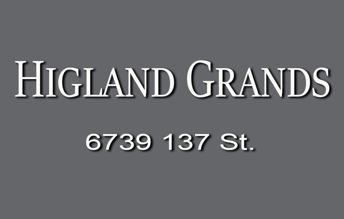 Highland Grands 6739 137TH V3W 9C4