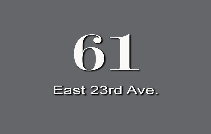 61 East 23rd 61 23RD V5V 1W8