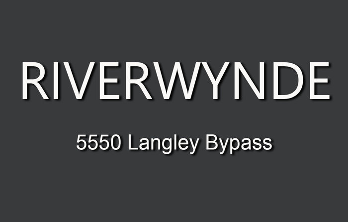 Riverwynde 5550 LANGLEY BY V3A 7Z3