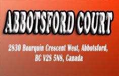 Abbotsford Court 2830 BOURQUIN V2S 5N8