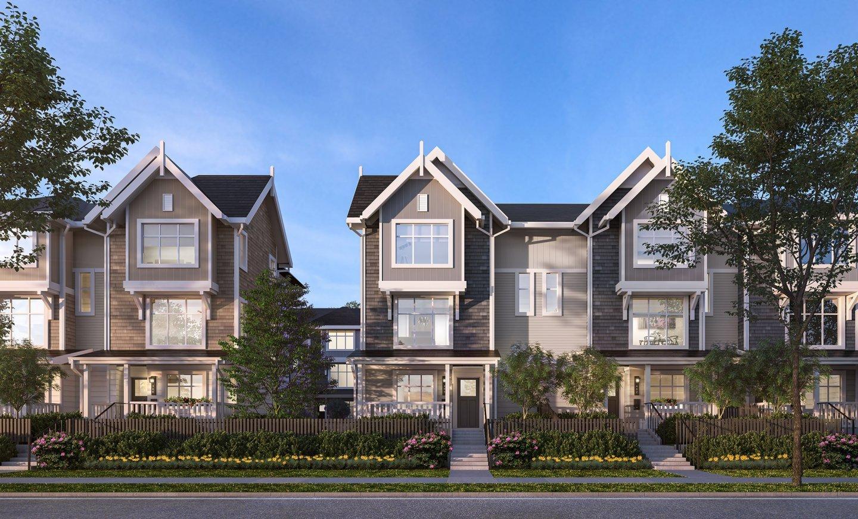 Townhouse Exterior - 11295 Pazarena Pl, Maple Ridge, BC V2X 4K9, Canada!