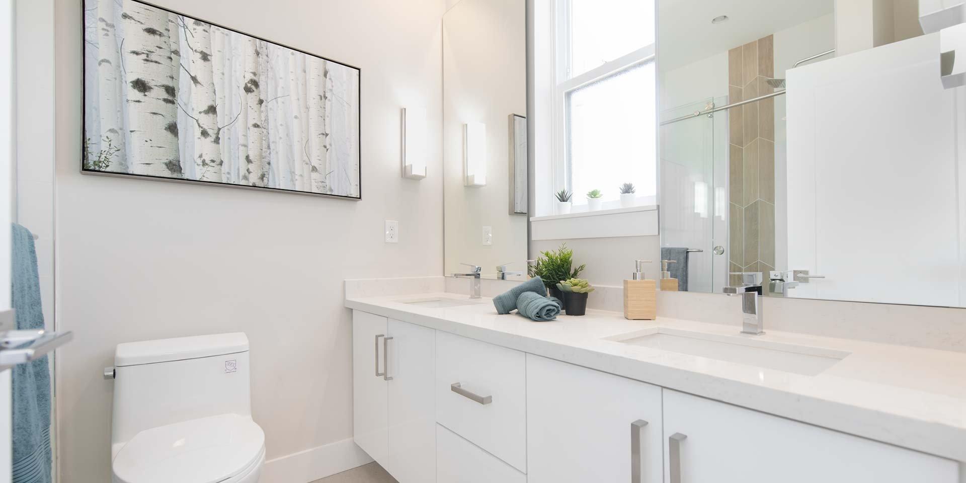 Bathroom - 16511 Watson Dr, Surrey, BC V4N 6T7, Canada!