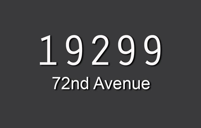 19299 72nd 19299 72ND V4N 5Y2