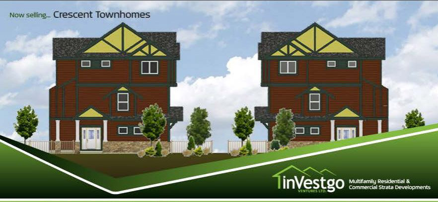 Crescent Townhomes - 1699 7th Ave. - By inVestgo!