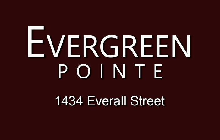 Evergreen Pointe 1434 EVERALL V4B 3S8