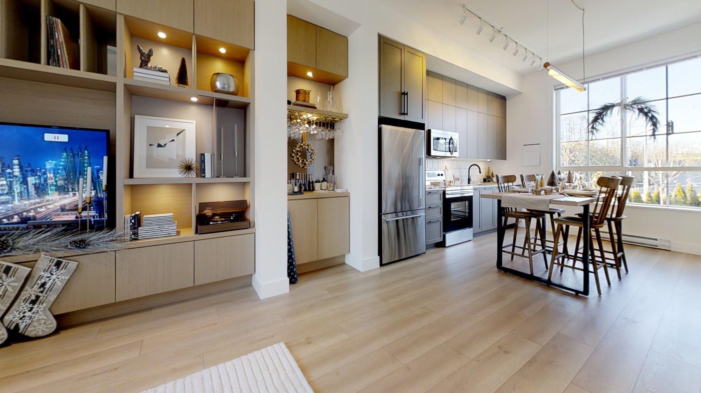Kitchen & Dining Area - 2838 Livingstone Ave, Abbotsford, BC V2T 0J1, Canada!