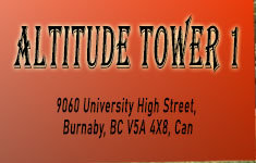 Altitude Tower 1 9060 UNIVERSITY High V5A 4X8