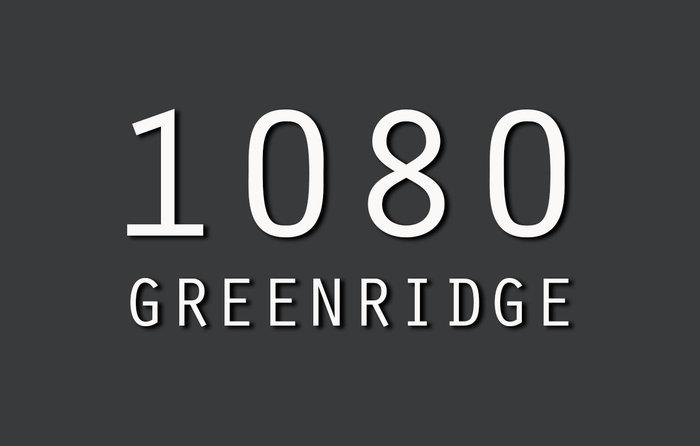 1080 Greenridge 1080 Greenridge L1L 1L1