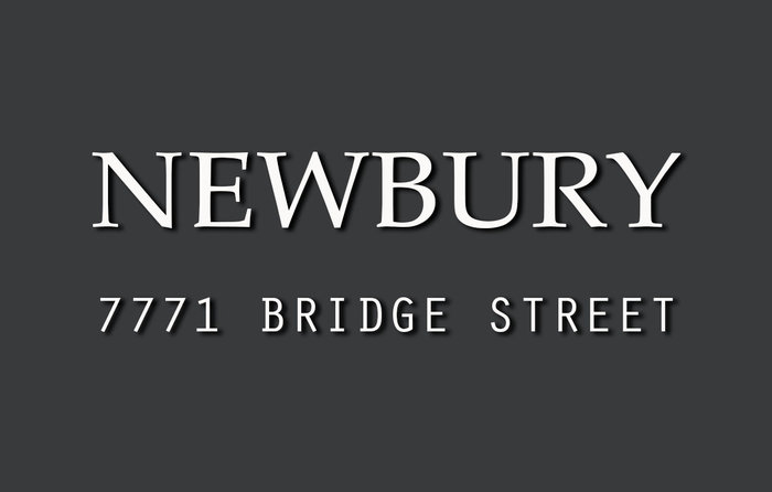 Newbury 7771 BRIDGE V6Y 2S6