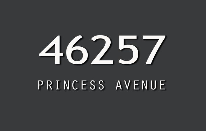 46257 Princess 46257 PRINCESS V2P 2B1