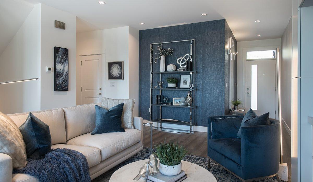 Living Area - 3535 Princeton Ave, Coquitlam, BC V3E 3H1, Canada!