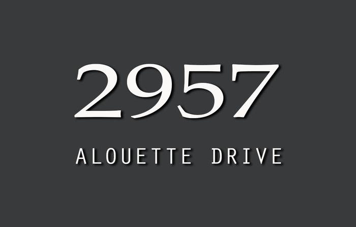 2957 Alouette 2957 Alouette V9B 0M9