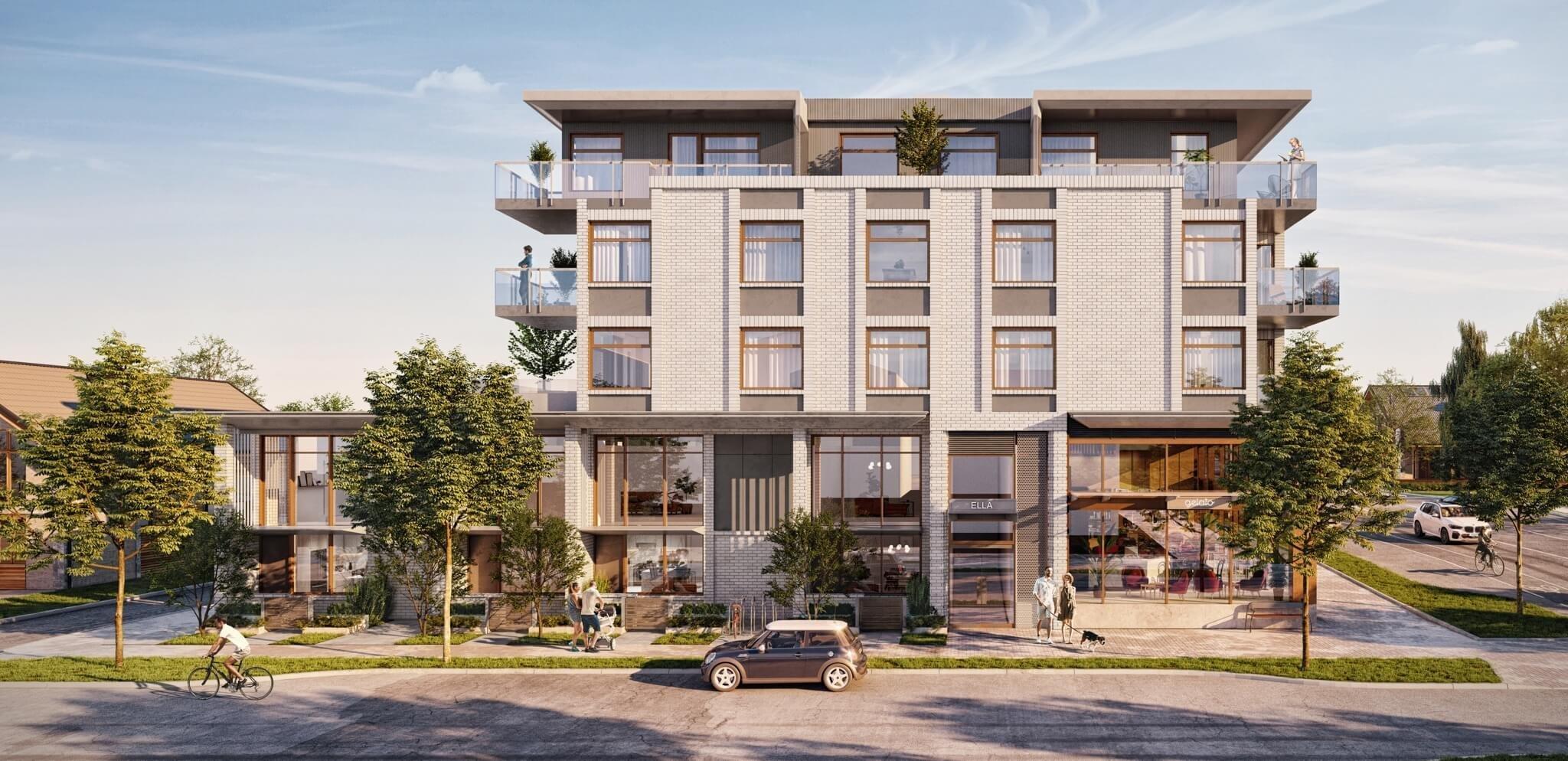 Building Exterior - 2408 Grant St, Vancouver, BC V0V 0V0, Canada!