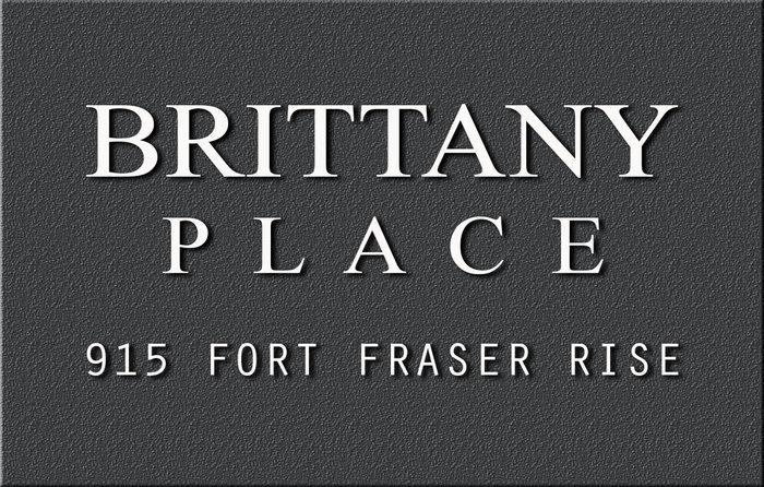 Brittany Place 915 Fort Fraser V3C 6K3