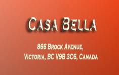 Casa Bella 866 Brock V9B 3C6