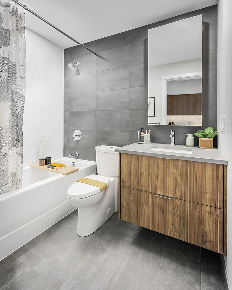 Bathroom - 10158 133 St, Surrey, BC V3T 3Y7, Canada!