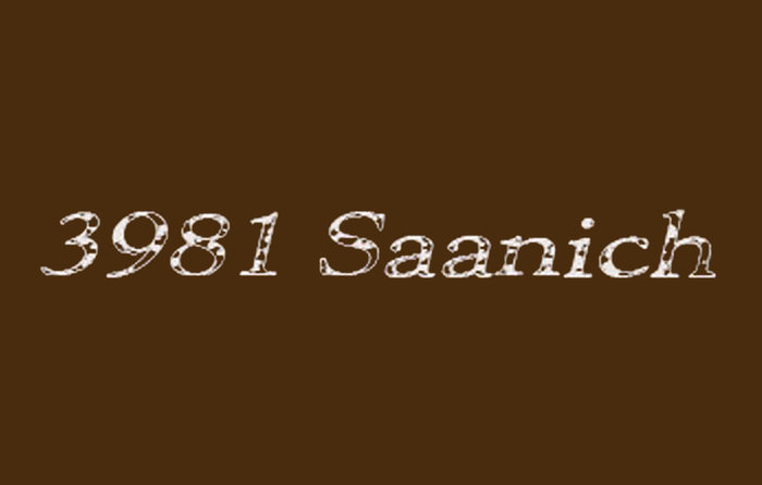 3981 Saanich 3981 Saanich V8X 1Y9