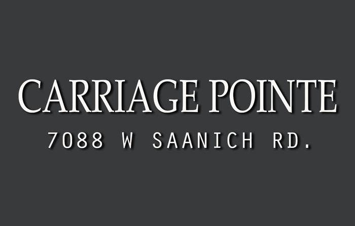 Carriage Pointe 7088 West Saanich V8M 1P9