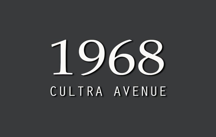 1968 Cultra Ave 1968 Cultra V8M 2J8
