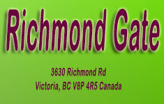 Richmond Gate 3630 Richmond V8P 4R5