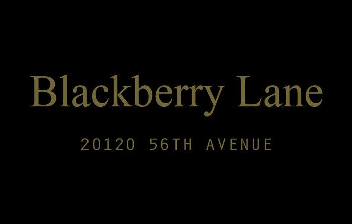 Blackberry Lane 20120 56 V3A 3Y4