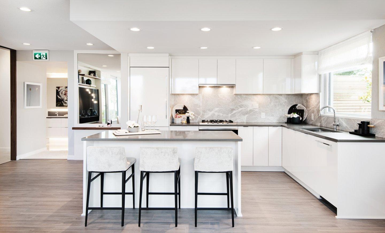 Kitchen - 3699 Sexsmith Rd, Richmond, BC V0V 0V0, Canada!