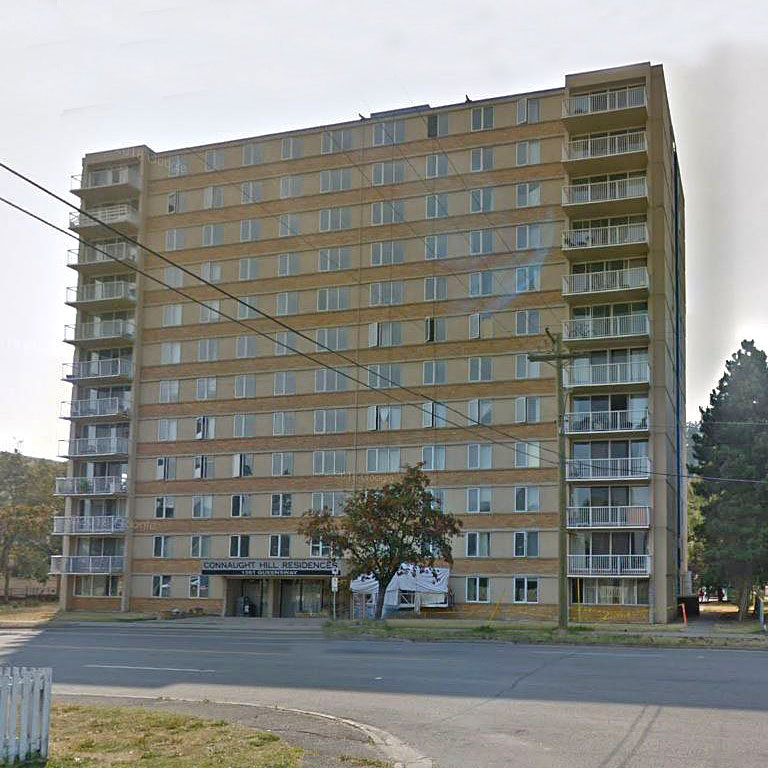 Cannaught Hill Residences - 1501 Queensway!
