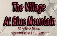The Village At Blue Mountain 801 RODERICK V3K 1P7