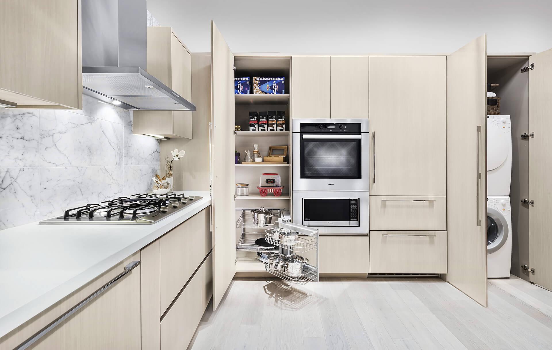 Kitchen - 8671 Hazelbridge Way, Richmond, BC V0V 0V0, Canada!