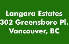 Langara Estates 302 Greensboro V5X 4M4
