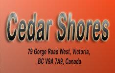 Cedar Shore 79 Gorge V9A 7A9