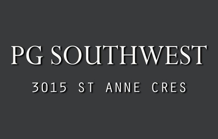 Pg Southwest 3015 ST ANNE V2N 5C7