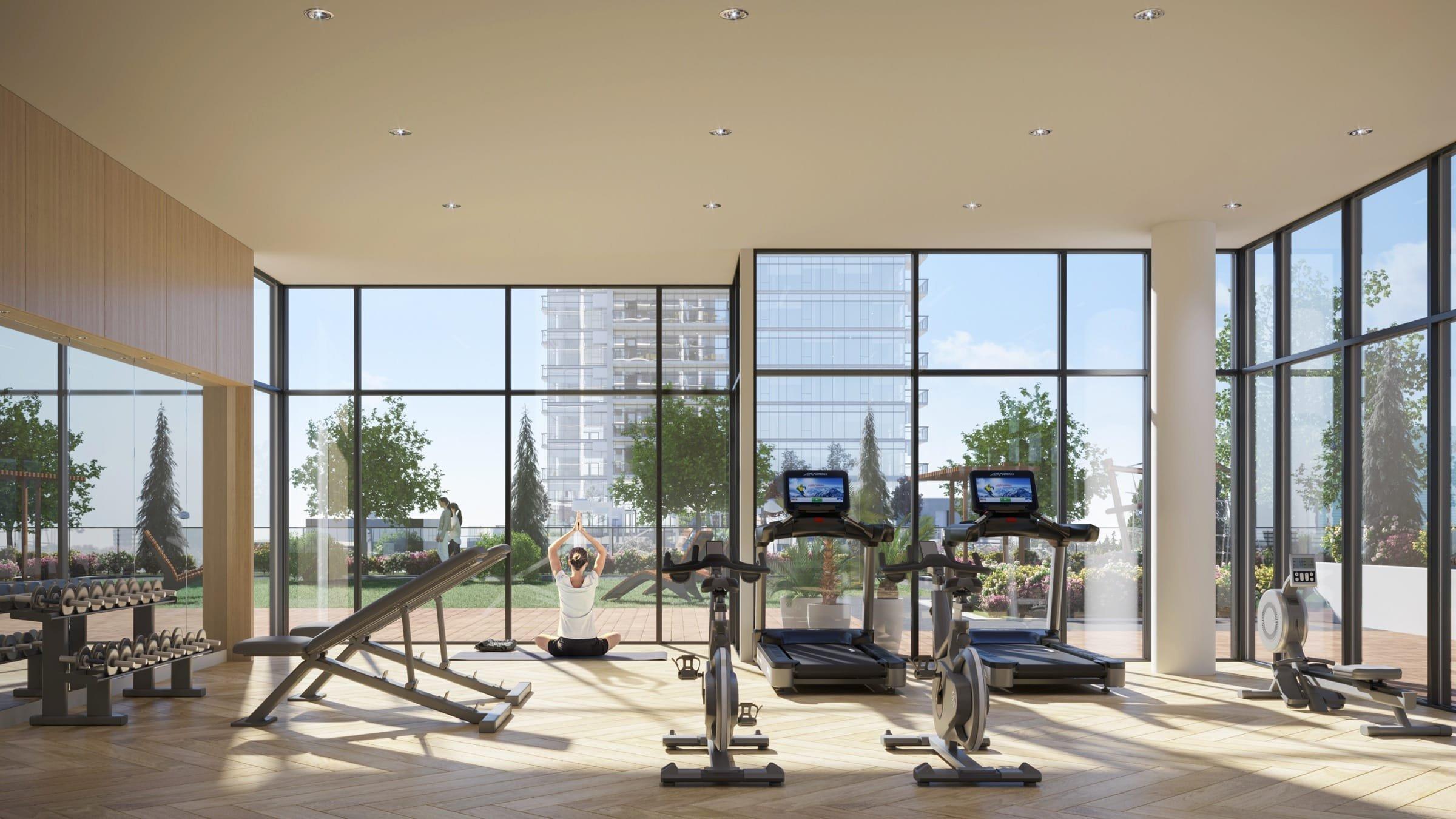 Exercise Centre - 1033 Austin Ave, Coquitlam, BC V3K 3P2, Canada!