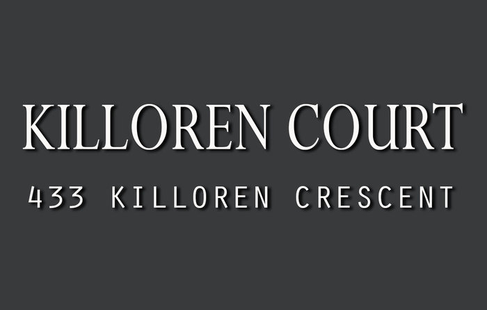 Killoren Court 433 KILLOREN V2M 5V2