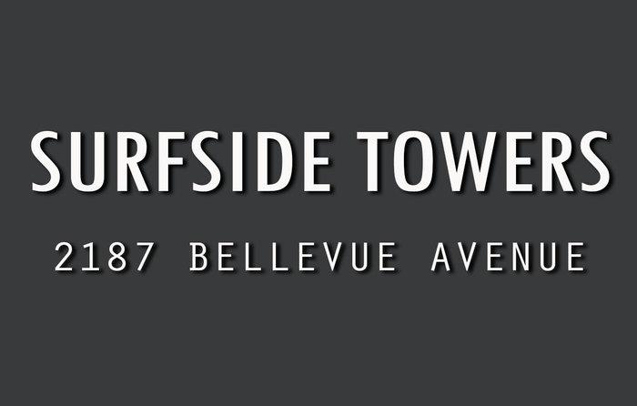 Surfside Towers 2187 BELLEVUE V7V 1C2