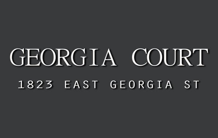 Georgia Court 1823 GEORGIA V5L 2B5