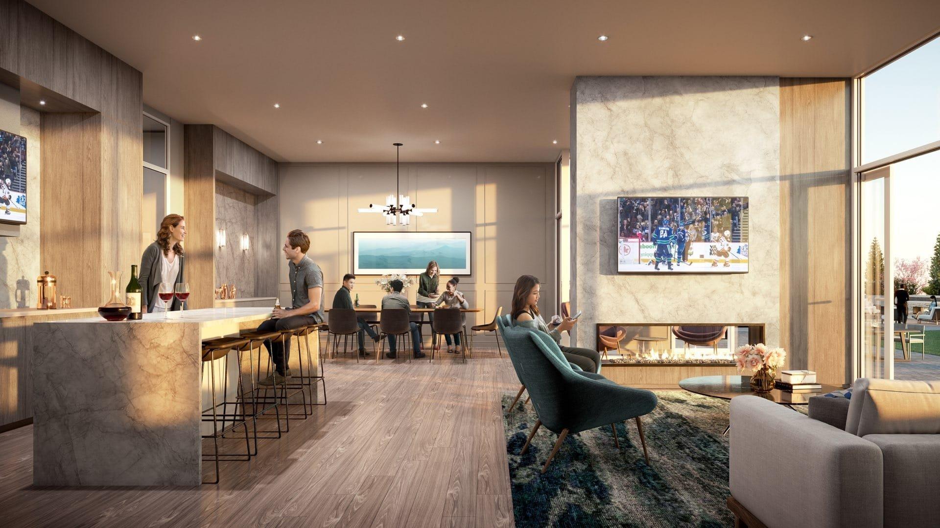 Entertainment Lounge - 1033 Austin Ave, Coquitlam, BC V3K 3P2, Canada!