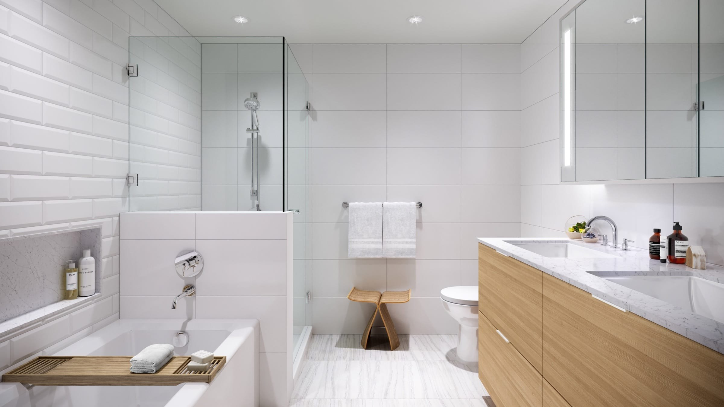 Bathroom - 1033 Austin Ave, Coquitlam, BC V3K 3P2, Canada!