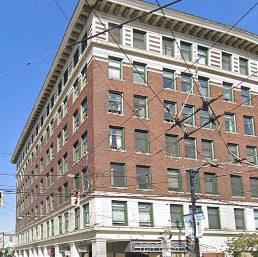 Lee Building - 175 East Broadway!