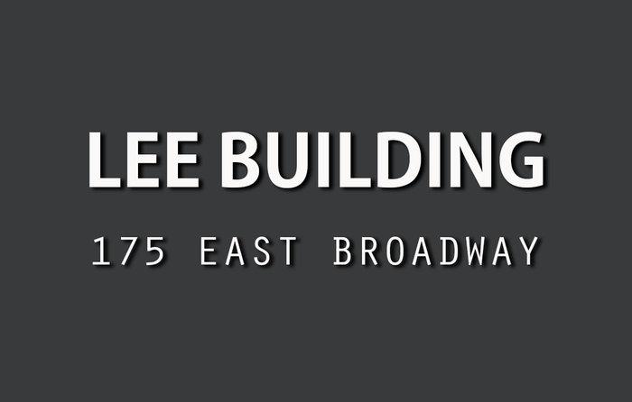 Lee Building 175 BROADWAY V5T 1W1