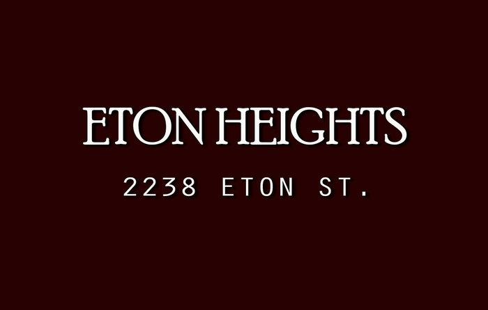 Eton Heights 2238 ETON V5L 1C8