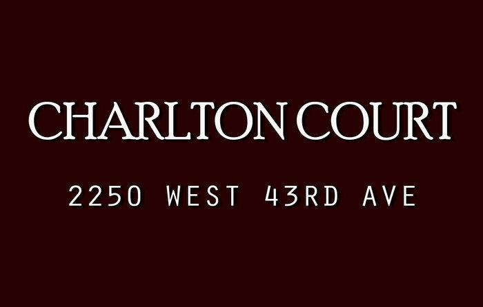 Charlton Court 2250 43RD V6M 2E3