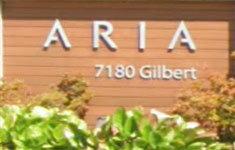 Aria 7180 GILBERT V7C 3W2