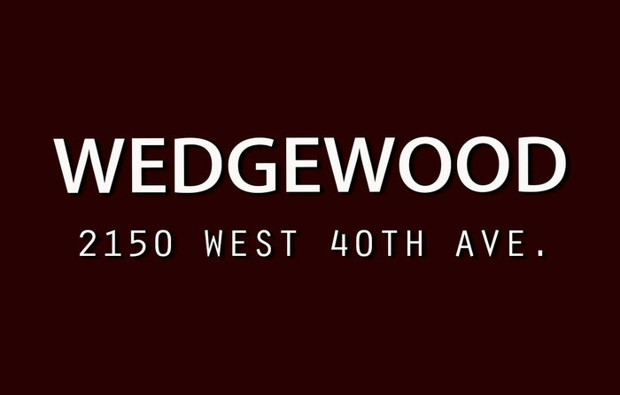Wedgewood 2150 40TH V6M 1W5