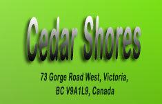Cedar Shores 73 Gorge V9A 1L9